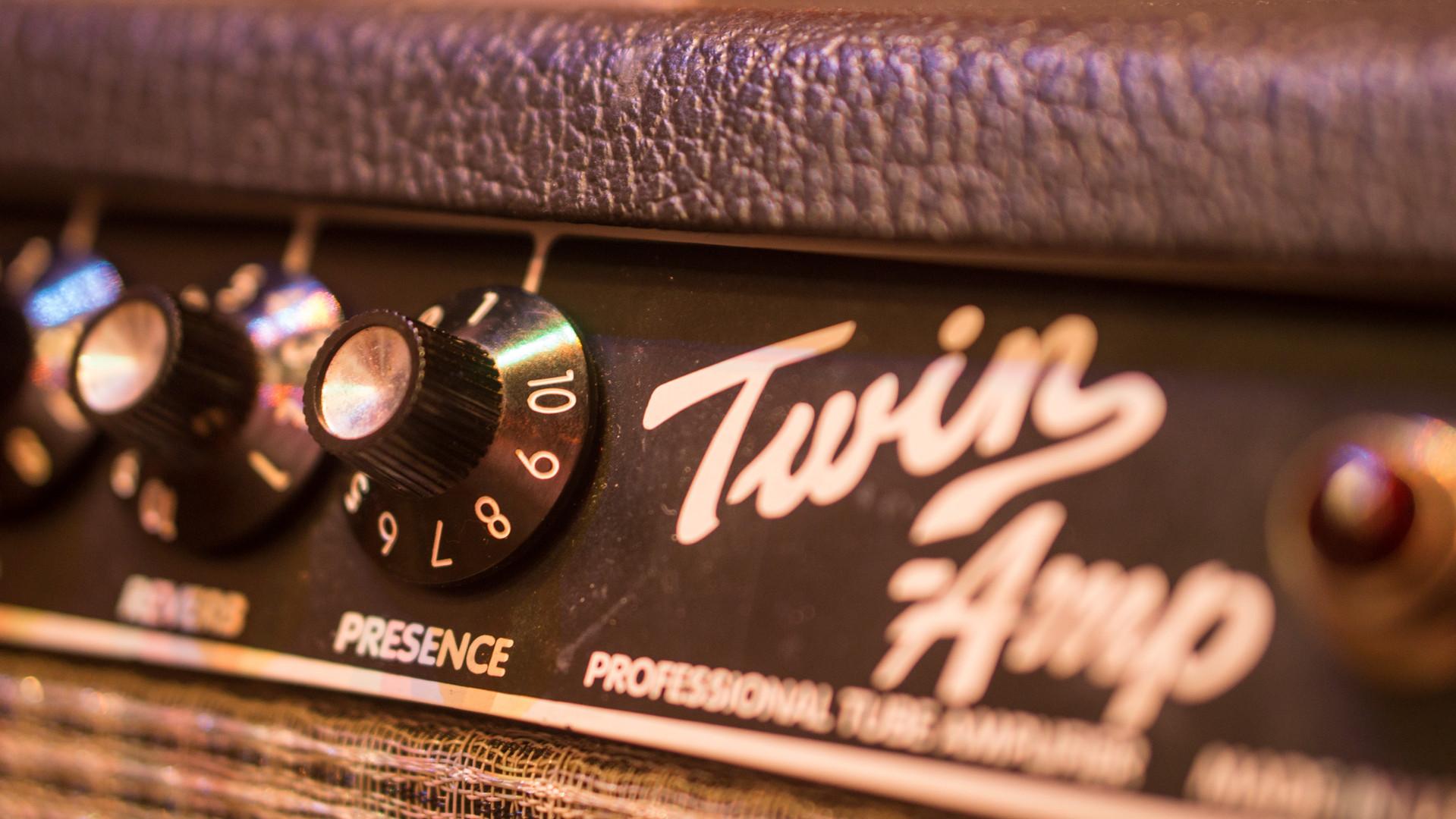 Fender Twin Guitar Combo Amp