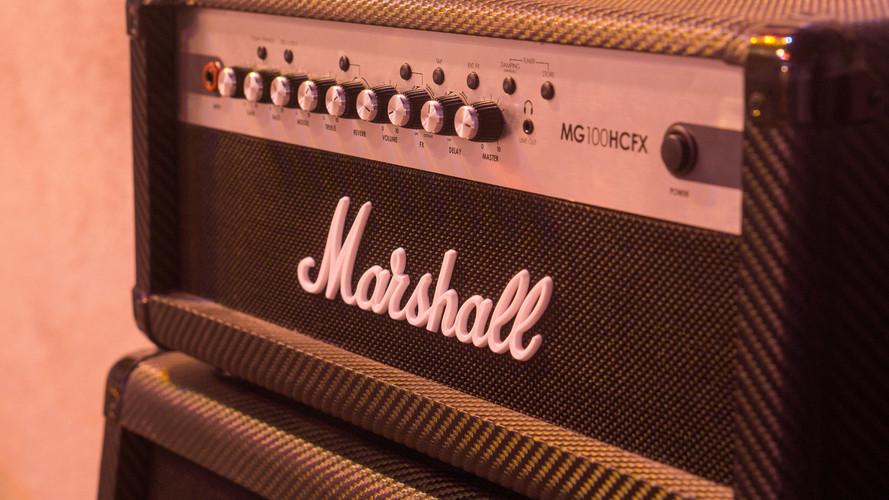 Guitar Amp: Marshall Stack MG100HCFX