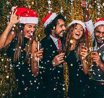 Партия в Санта шляпы