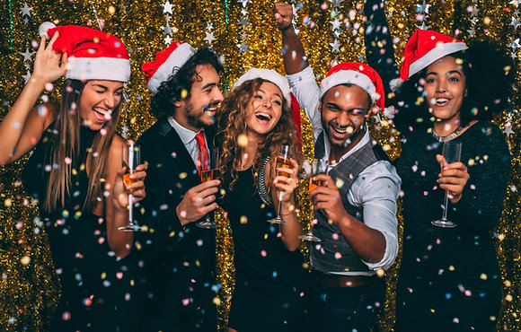 Gestalte eine abwechslungsreiche Weihnachtsfeier