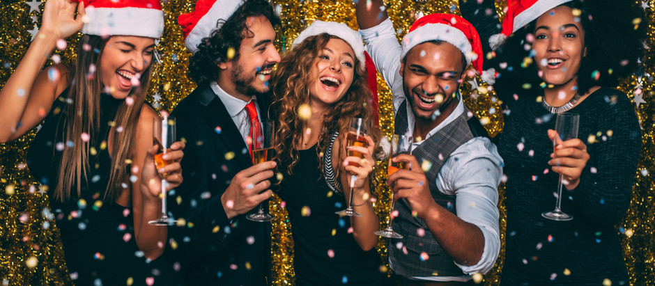 FIVE TIPS TO PLANNING THE PERFECT COMPANY HOLIDAY PARTY