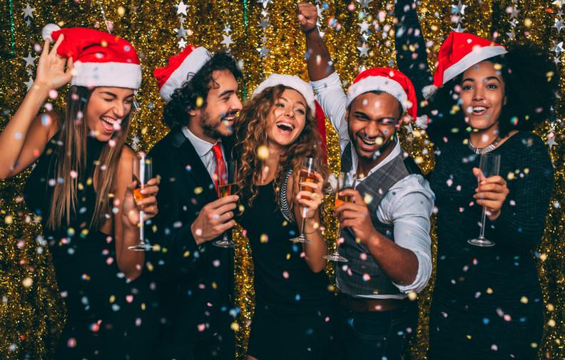 Party Weihnachtsmarkt