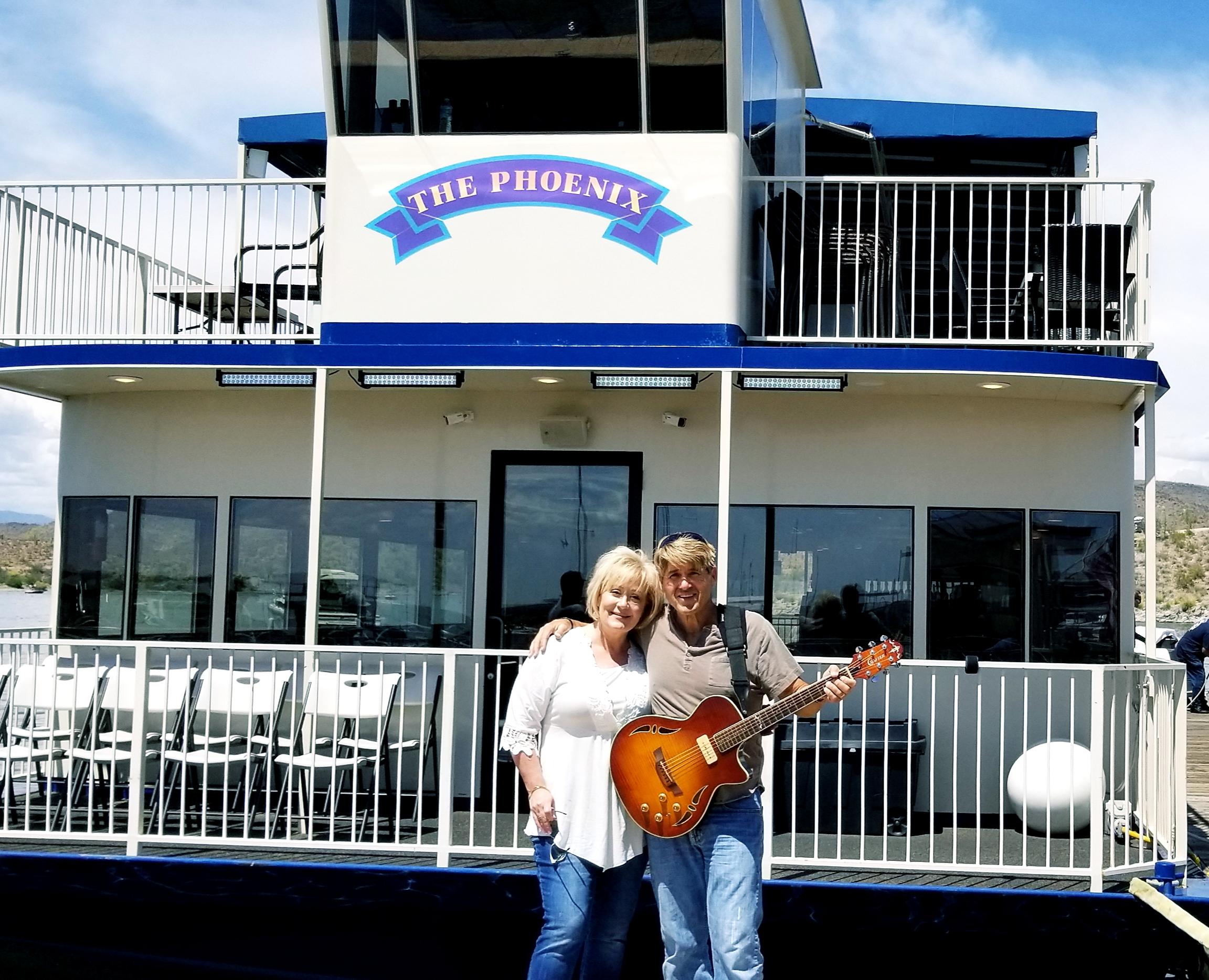 Mayberry Blues - Lake Pleasant Cruise -