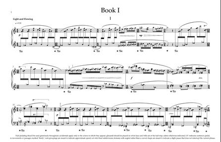 Piano Miniatures Book I (2020, 25 minutes)