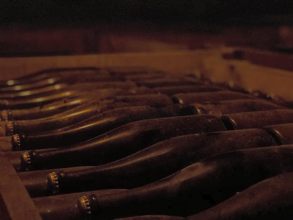 Rest in cellars