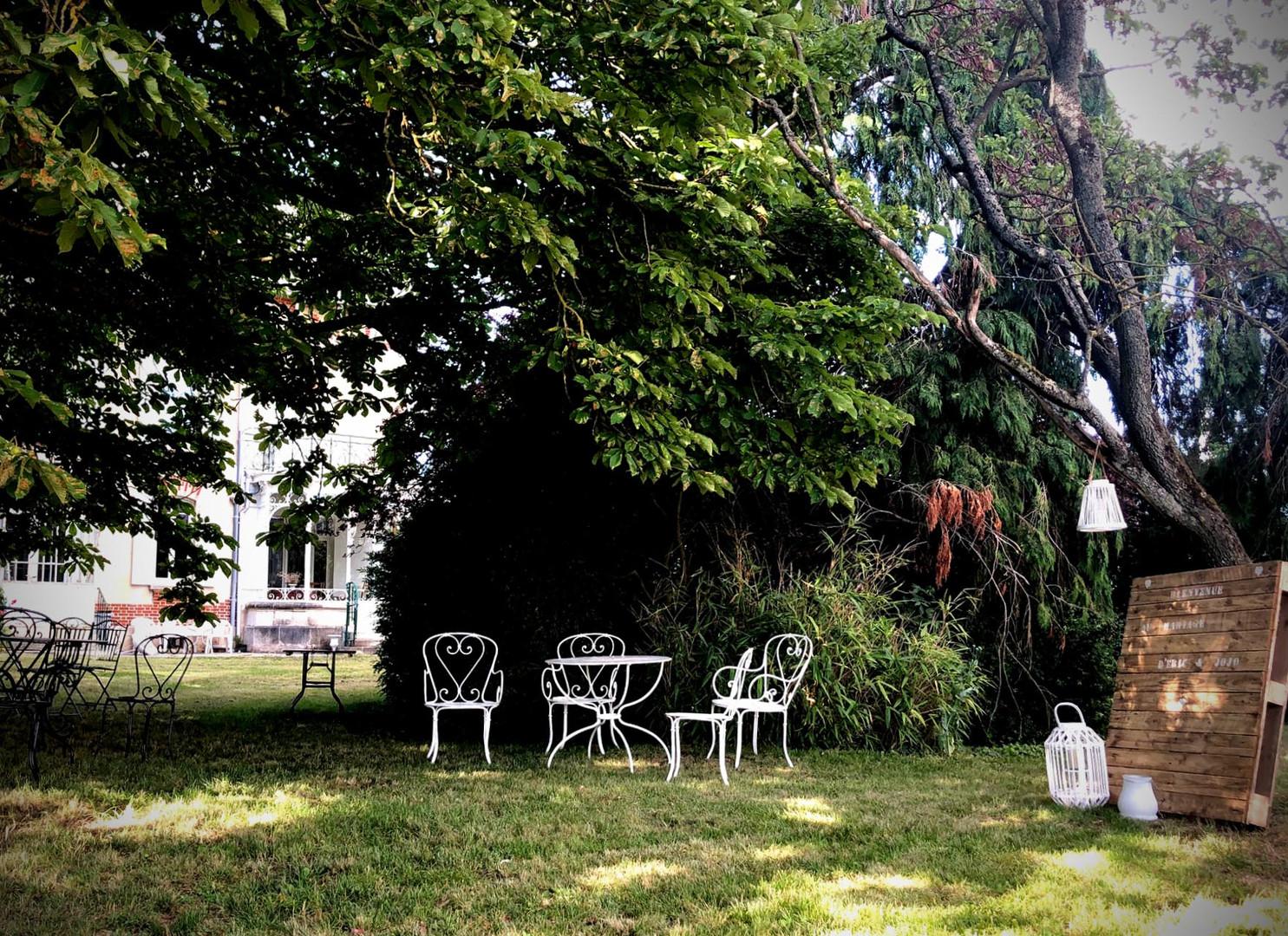 Avize - Jardin & Vignes