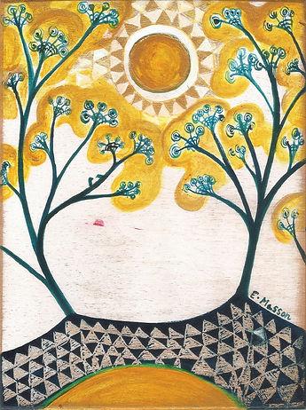 La Forêt Multicolore-Eléonore Masson  (1