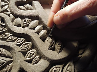 Eléonore Masson-sculpteur ariège