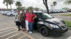Dream Come True Foundation-South Texas teamed up with Neessen Chevrolet in providing Dream Achiever