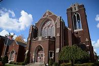 Messiah Lutheran Church in Ashtabula Ohio