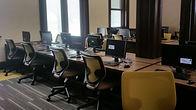 Computer lab in Ashtabula County District Library