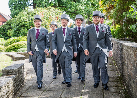 elmers court, tails wedding photography