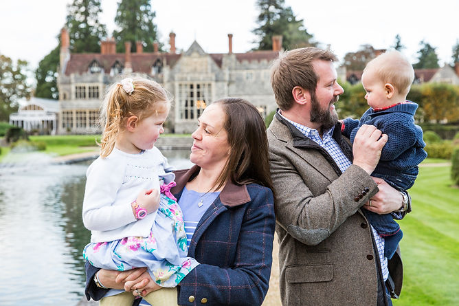 New forest photography, hampshire wedding, rhinefied hotel and spa, countryside family photos