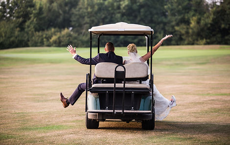 Wedding photographer skylark golf club