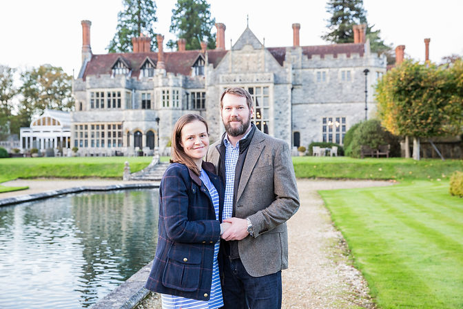 Couple photography, engagement shoot, new forest, hampshire