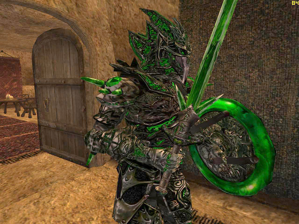 Full Glass Armor