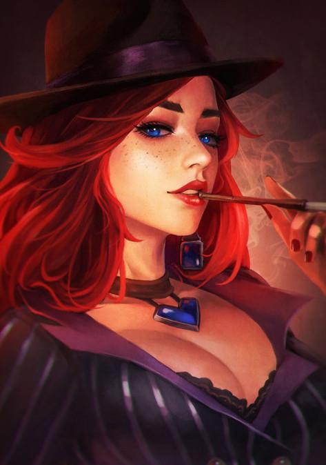 Miss Fortune - Monori Rogue