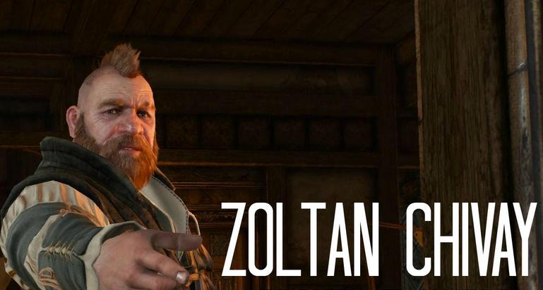 Zoltan Witcher 3