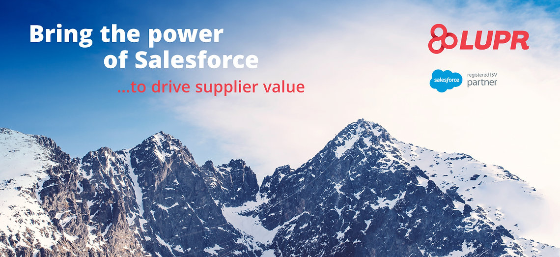The power of Salesforce LUPR
