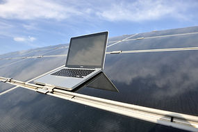 Laptop on roof - LUPR Resources