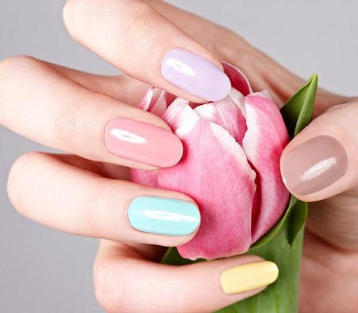 Color Gel Manicure