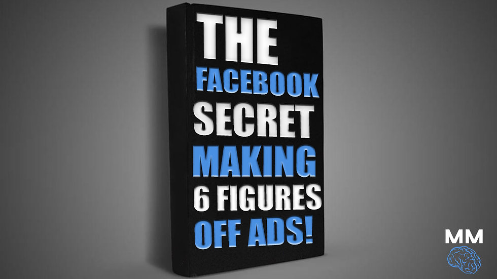 Facebook Ads: Making 6 Figures