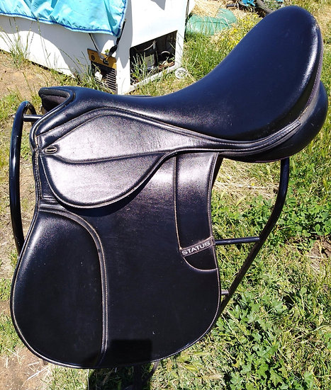 "15"" STATUS ALL PURPOSE SADDLE"
