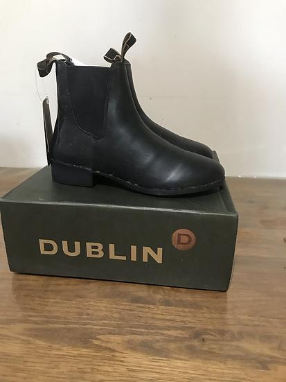 DUBLIN FOUNDATION JODHPUR BOOTS men's 8