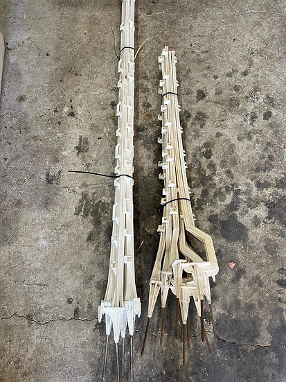 ELECTRIC FENCE PICKETS