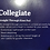 Thumbnail: COLLEGIATE RISER PAD