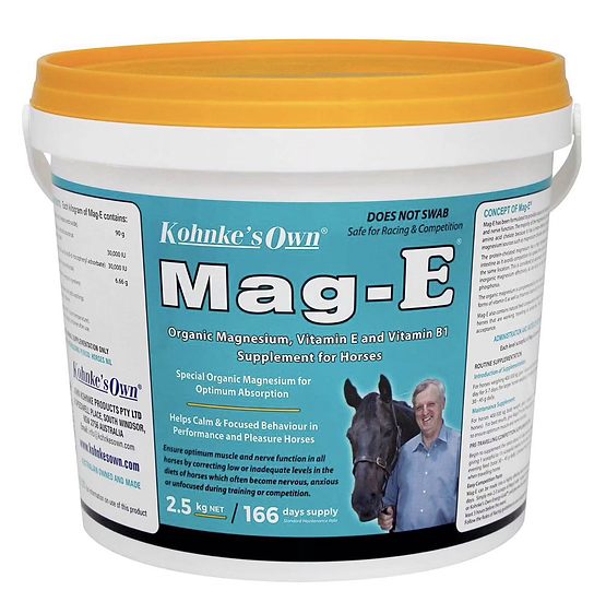 KOHNKES OWN MAG-E    2.5kg