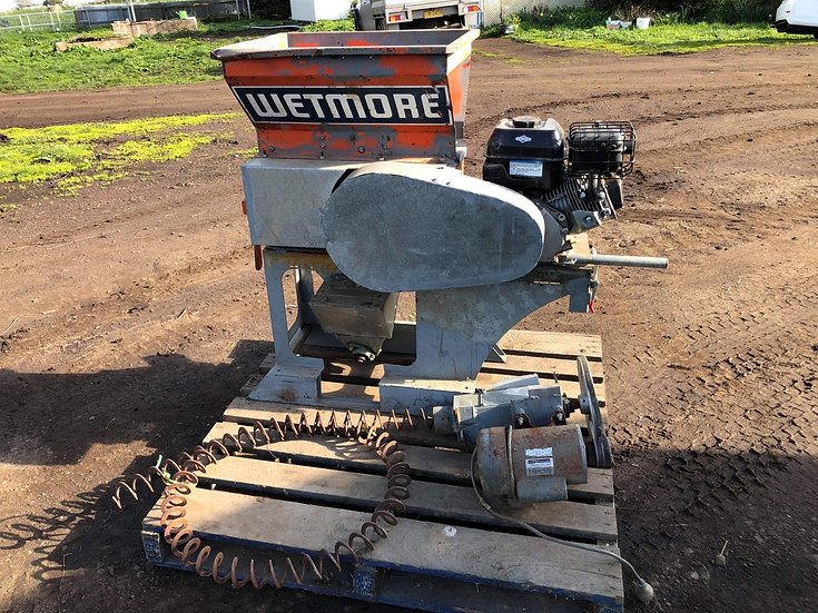 WETMORE ROLLER MILL