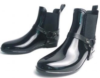 SHOWCRAFT SHIMMER PVC BOOTS ladies 5