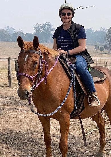 CONRAD - STOCK HORSE X QH GELDING