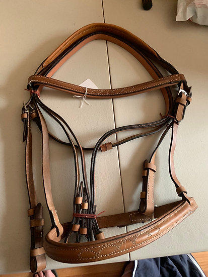 LEATHER BRIDLE full