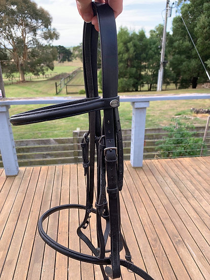 HUBERTUS DOUBLE BRIDLE full