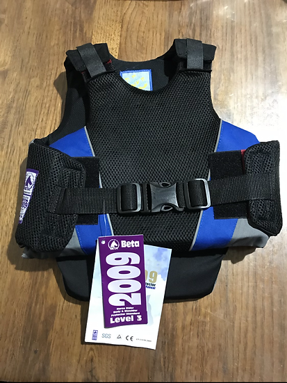 SHOWCRAFT BODY PROTECTOR Childs M