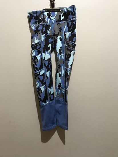 DUBLIN KAY ALL OVER PRINTED TIGHTS childs 6