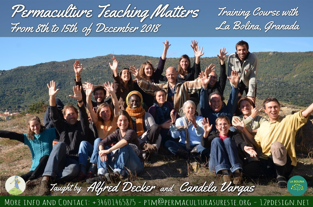 Permaculture Teaching Matters Training C