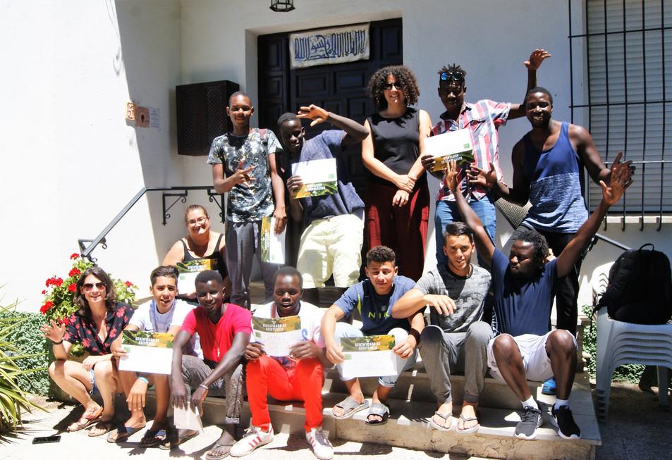 La Bolina Cultivating Futures training