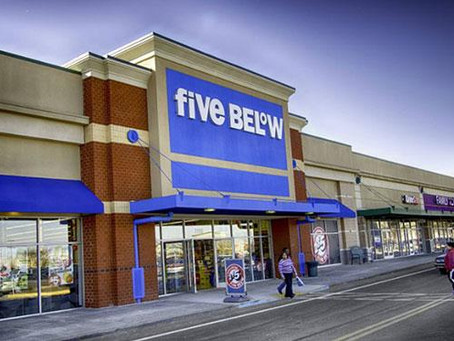 USA: Five Below Adding Associate-Assisted Self-Checkout to 250 Stores