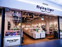 Poland: Flying Tiger Copenhagen we are halfway