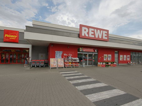 Germany: REWE Group for the first time with a turnover of over USD 90 billion