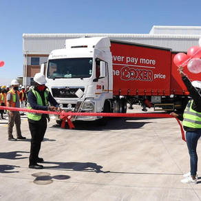 South Africa: Discounter Boxer expands with fourth distribution centre opening
