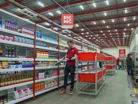 Netherlands: Picnic opens in Aldi distribution center