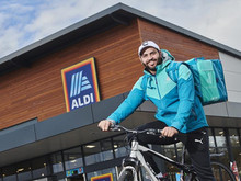 Spain & Portugal: Aldi is testing a new sales channel in collaboration with Glovo