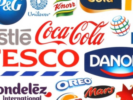 Global: FMCG manufacturers filling the shelves of the world