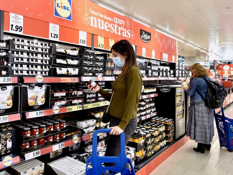 Spain: Lidl sources more than 70% of its own private label Deluxe range local