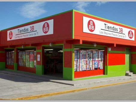 Mexico: 3B Stores will open 150 stores while looking sideways at e-commerce