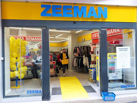 Netherlands: Zeeman now also sells locally collected second-hand clothing